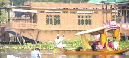 Kashmir Houseboats History Kashmir Houseboats Dongas