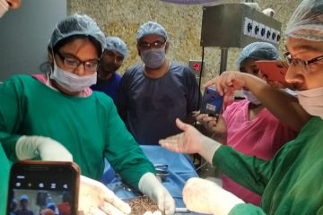 5 Kg Jewellery removed from Stomach of a Woman